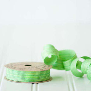Leaf Chambray - Cotton Curling Ribbon