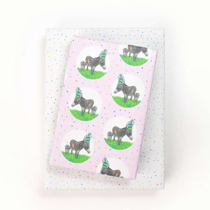 Donkey Confetti By Allport Editions