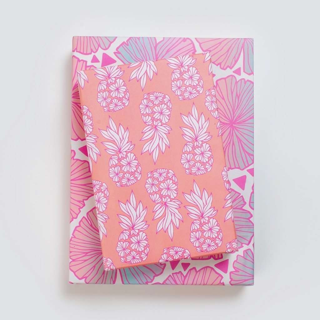 Jana Lam - Pineapple Blush/ Sea Flower