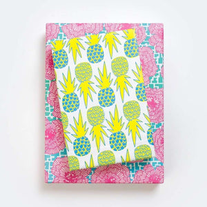 Jana Lam - Pineapples/ Monster Pinks