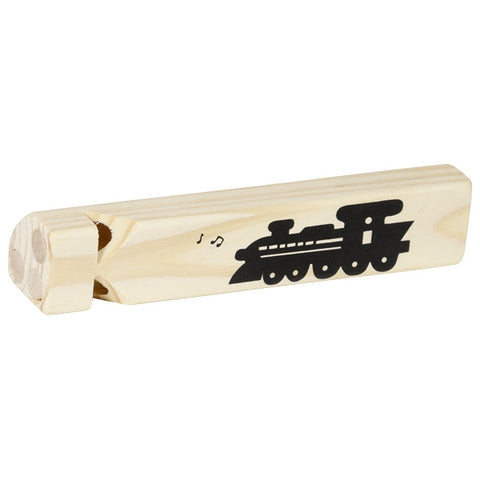 Train Whistle - wooden toy