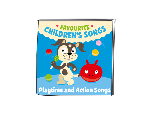 Playtime and Action Songs Tonie