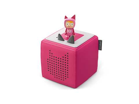 Toniebox Starter Set Pink (PREORDER)