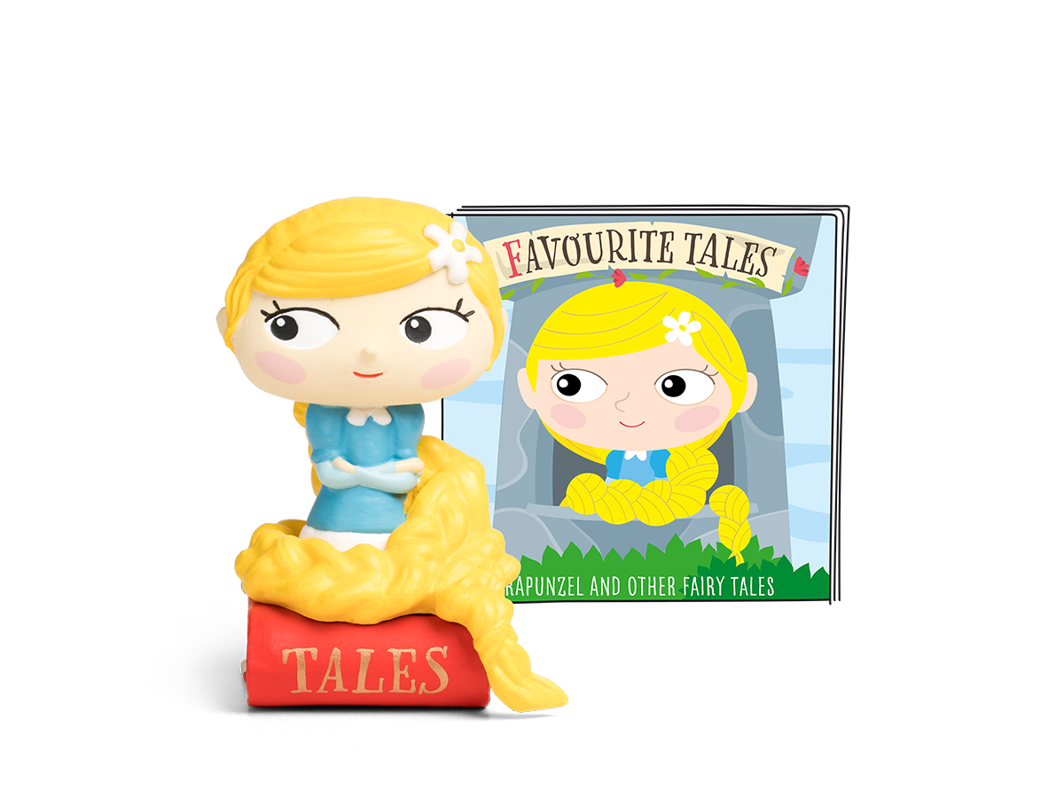 Rapunzel and other Favourite tales Tonie
