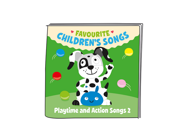 Playtime and Action Songs 2 * PREORDER*
