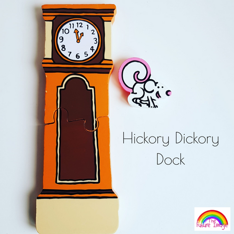 Nursery Rhyme Hickory Dickory Dock