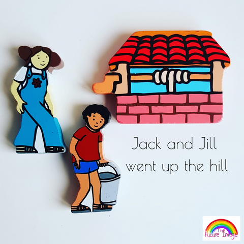 Nursery Rhyme Jack and Jill