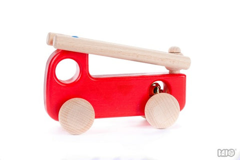 Bajo Red Fire Engine