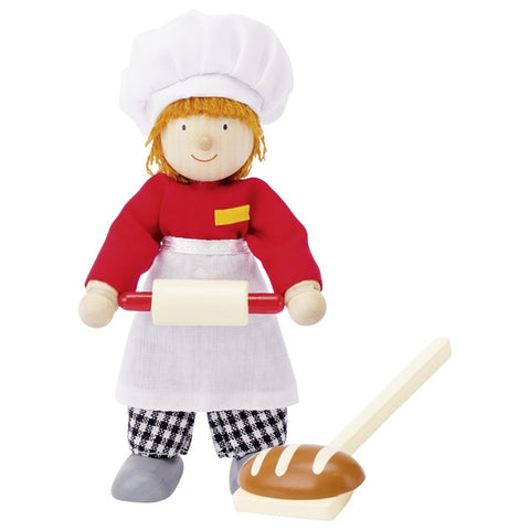 Doll Flexible Baker