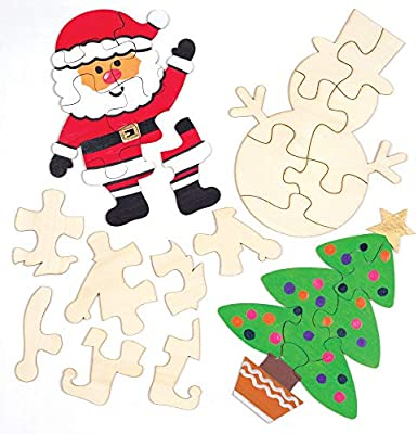 Christmas Craft Puzzle