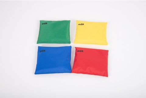 Colour Bean Bags set of 4