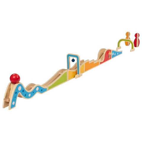 Ball / Marble Run Track Wooden Set | Pre-Order Now