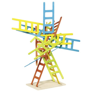 Ladders - Balancing and Stacking Game