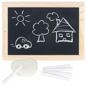 Handheld Chalk Boards and Chalk