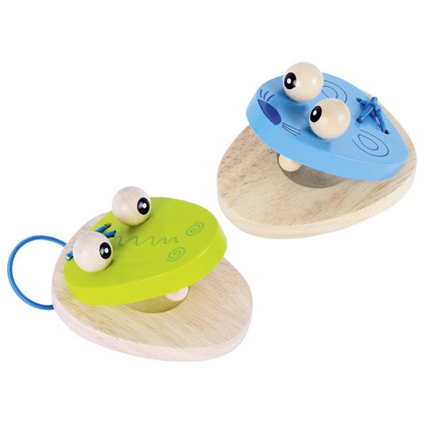 Castanets Mouse or Crocodile