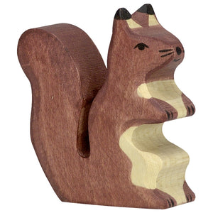 Holztiger Squirrel Brown 80106