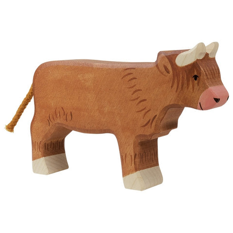 Holztiger Highland Cattle Cow Standing 80556
