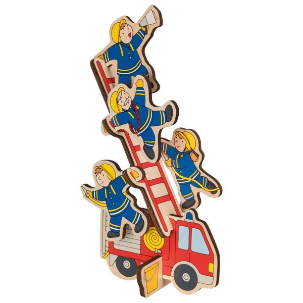 Fireman Stand Up Puzzle