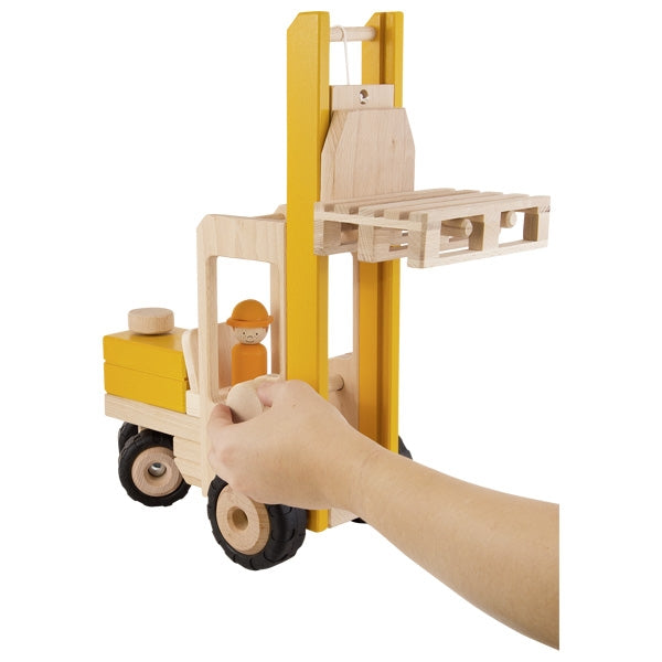 Forklift Truck Wooden Toy | Pre-Order Now