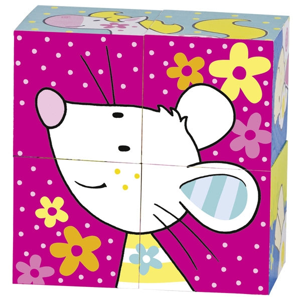 Puzzle Cube Susibelle