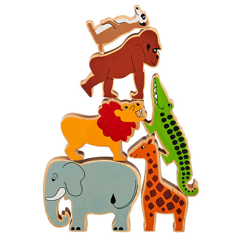 Lanka Kade Bag of 6 World Animals
