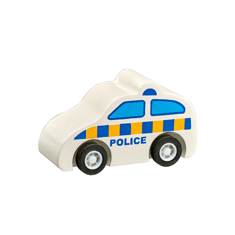 Lanka Kade Mini Police Car