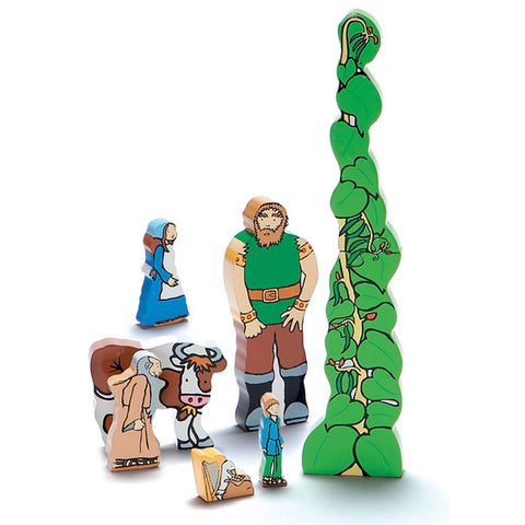 Jack and the Beanstalk Wooden Toys