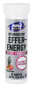 Effer-Hydrate Effervescent Electrolyte Tablets 4 Pack - Re-hydrate and Recover