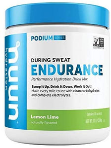Nuun Endurance | Workout Support | Electrolytes & Carbohydrates 16 Servings - Canister