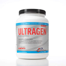 First Endurance Ultragen Recovery Drink, Post-Workout Recovery Drink 15 Servings