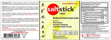 Saltstick Caps, Electrolyte Replacement Capsules, 100 Count Bottle by SaltStick