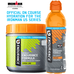 Gatorade Endurance | Official IRONMAN® on Course Hydration Pack