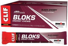 CLIF Bar Shot Bloks Single Sleeve , Pack of 18