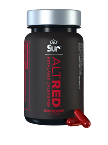 AltRed - Betalains Unleashed - Improve Athletic Endurance and Recovery Supplement