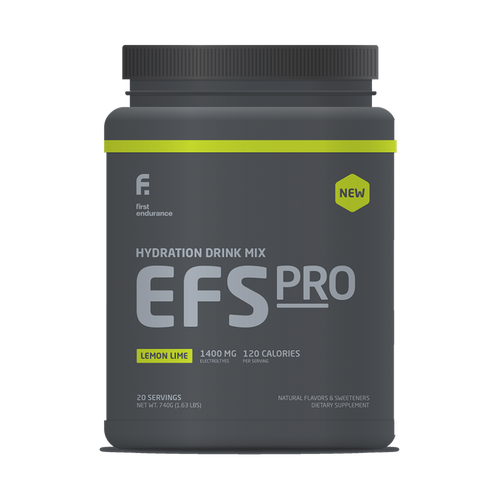 2021 EFS-PRO DRINK by First Endurance PROFESSIONAL STRENGTH DRINK MIX