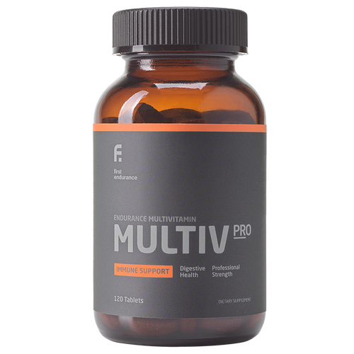 2021 First Endurance MULTIV-PRO Professional Strength Endurance Multivitamin