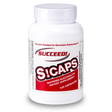 2019 S!CAPS (Buffer/Electrolyte Capsules) SUCCEED SCAPS 100 Capsules
