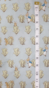 Peter Rabbit -  Fabric Collection - Price Is Per Half Metre