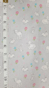Animal Fabric -  Fabric Collection - Price Is Per Half Metre
