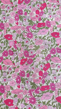 Liberty Tana Lawn Cotton Fabric in Fat 16ths - English Paper Piecing - Fabric Collection
