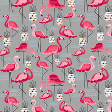 Pretty Flamingo Fabric Sold by The Half Meter