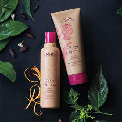 15 Reasons To Try Cherry Almond Shampoo & Conditioner!