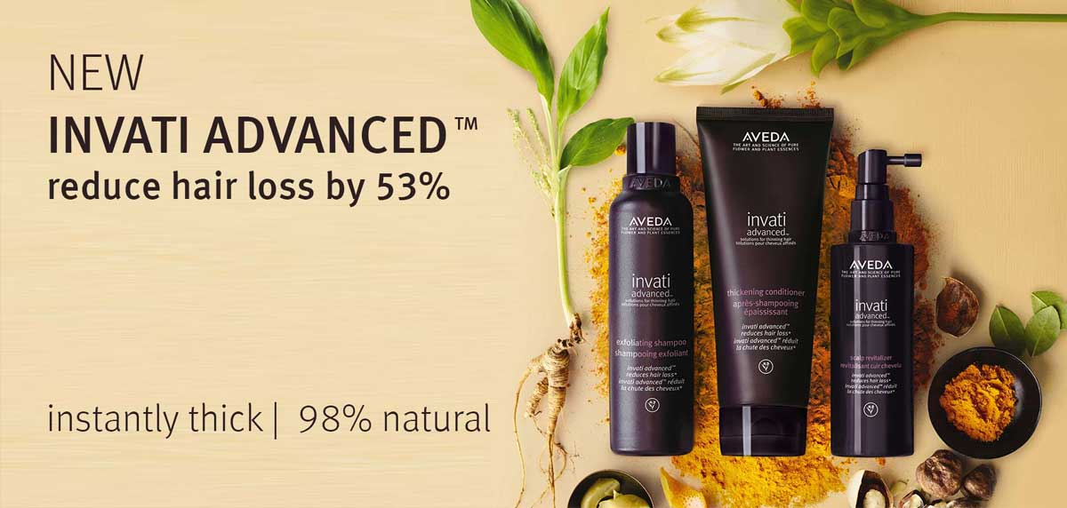 Invati Advanced | Hair Thinning Solutions