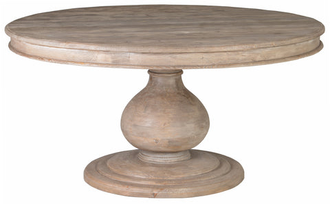 Round Dining Table 60""