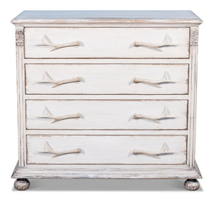 White Favorite Chest of Drawers