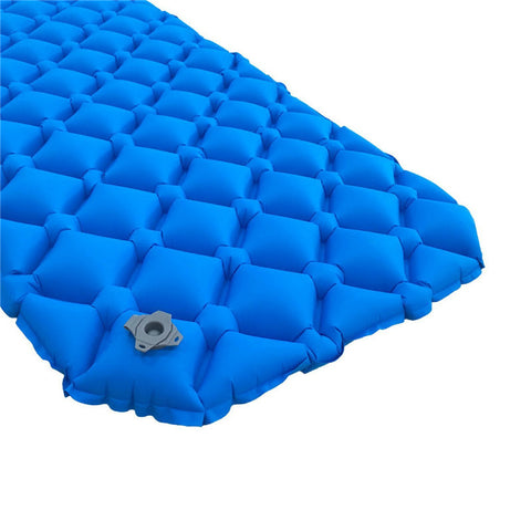 Ultralight Outdoor Inflatable Camping Mat Fast Filling Air Moistureproof Sleeping Pad - Ultra-Compact 161003