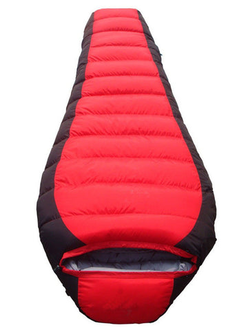 Camping Sleeping Bag Ultralight, Camping Sleeping Bag Winter,Ultralight Sleeping Bag 1kg filler Winter Sleeping Bag Mummy