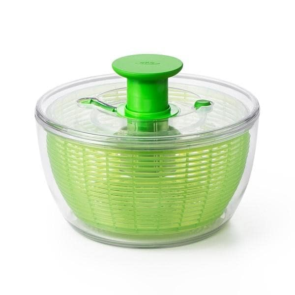 OXO Good Grips Salad Spinner, White