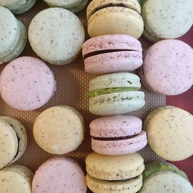 September 21st @ 11 AM - Hands-On French Macarons w/ Kanako Arnold  $45.00