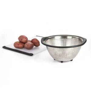OXO 5 Qt. Stainless Steel Colander